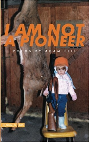 I Am Not a Pioneer Book Cover