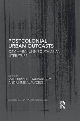 Postcolonial Urban Outcasts Book Cover