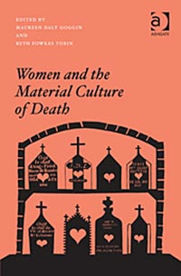 Women and the Material Culture of Death Book Cover